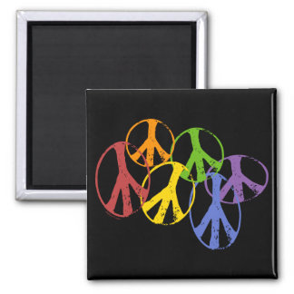 Gay Peace Magnets