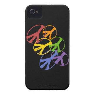 Gay Peace Symbol iphone 4 Case