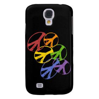 Gay Peace Symbol Samsung Galaxy S4 Galaxy S4 Case