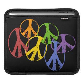 Gay Peace symbols iPad Sleeve