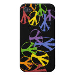 Gay Peace Symbols s iPhone 4/4S Covers