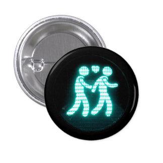 Gay Pedestrian Signal Button