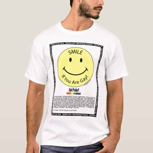 gay picture T-Shirt