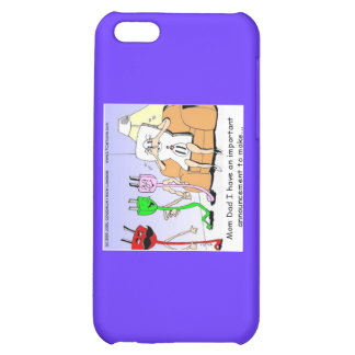 Gay Plug Meet The Parents Funny iPhone 5C Covers