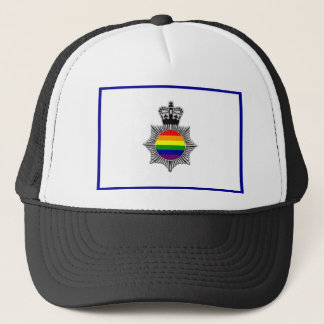 Gay Police Assn, UK Trucker Hat