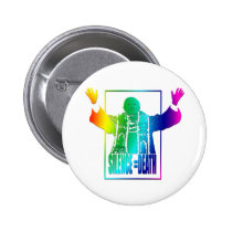 Gay Pope Button