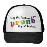Gay por el gorra de la naturaleza