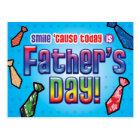 GAY Postcards - Smile Dad