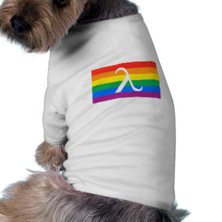 Gay Pride and Activism Flag Tee