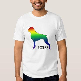 Gay Pride Boxer Shirt