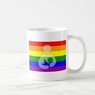 Gay Pride Breastfeeding / Nursing Mugs