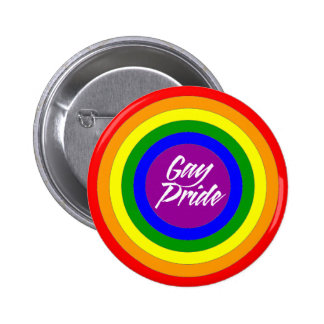 Gay Pride Button,Magnet,Keychain,Stickers