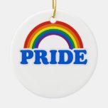 GAY PRIDE CHRISTMAS TREE ORNAMENT