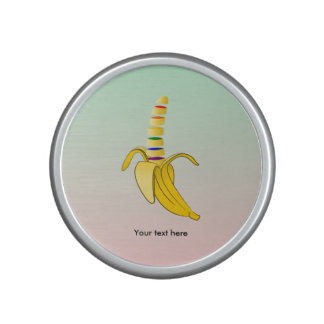 Gay Pride Coming Out Banana Speaker