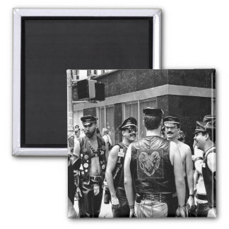 Gay Pride Day NYC 1989 2 Inch Square Magnet