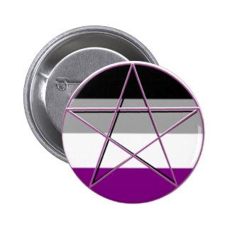Gay Pride Demi Pan Goddess Symbol Button