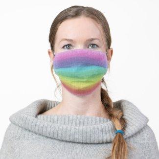 Gay Pride Design Cloth Face Mask