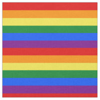 Gay Pride Fabric