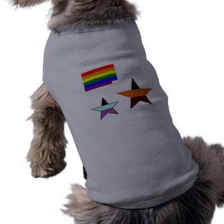 gay-pride-flag-738850, vvv, estrella playera sin mangas para perro