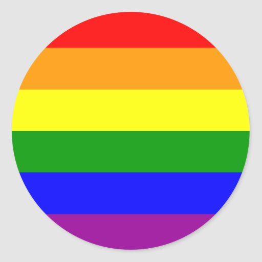 new gay pride stickers