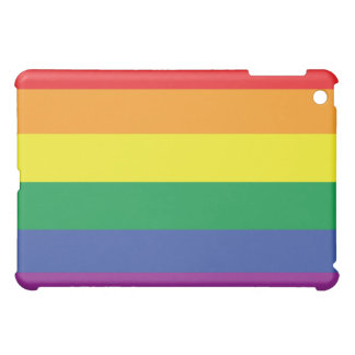 Gay Pride Flag Case For The iPad Mini