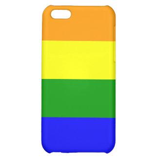 Gay Pride Flag iPhone 5C Covers