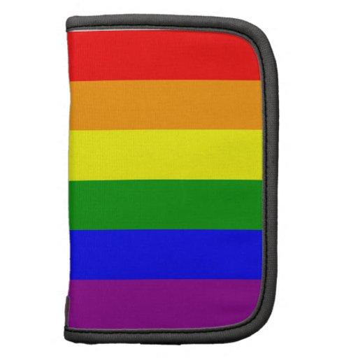 Gay Pride Flag / Rainbow Flag Planner