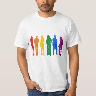 Gay Pride for Women T-shirt