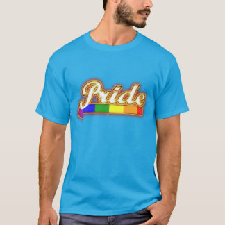 Gay Pride Glowing Pride T-Shirt