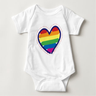 GAY-PRIDE-HEART-WITH-WORDS BABY BODYSUIT