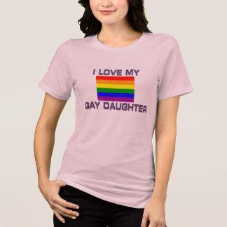 GAY PRIDE I LOVE MY GAY DAUGHTER T-Shirt