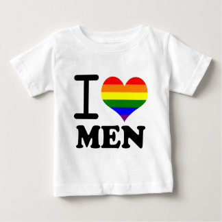 Gay Pride - I love my mate Baby T-Shirt