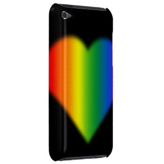 Gay Pride iPod Touch Case Rainbow Love Case