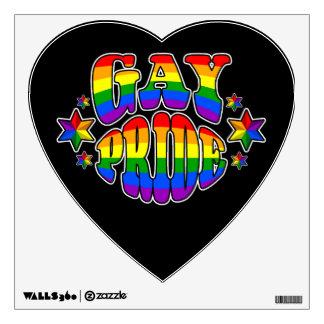Gay Pride: LGBT Wall Decal