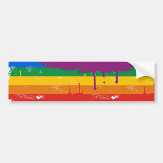 Gay Pride Merchandise Bumper Stickers