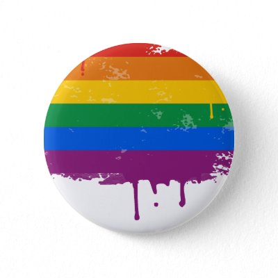 Gay Pride Merchandise Pinback Buttons by GayPrideShirts