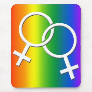 Gay Pride Mousepad Gay Pride Mousepads & Decor