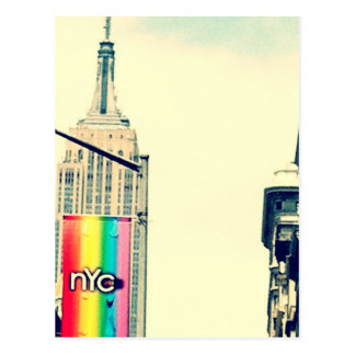 Gay Pride nyc Postcard