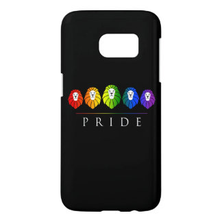 Gay Pride of Lions - LGBT Samsung Galaxy S7 Case