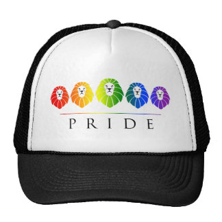Gay Pride of Lions - LGBT Trucker Hat