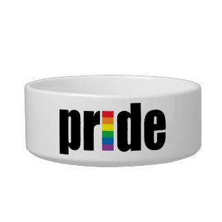 Gay Pride Pet Bowl