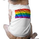 GAY PRIDE PET SHIRT