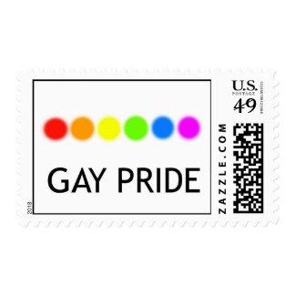 gay pride postage