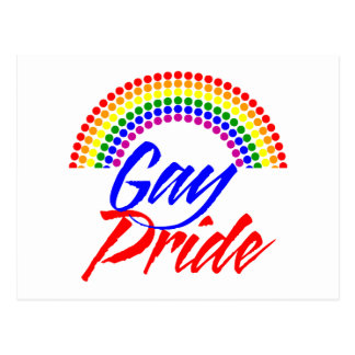 Gay Pride Postcards
