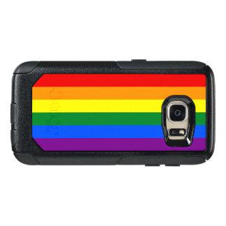 Gay Pride Rainbow Flag Samsung OtterBox Case
