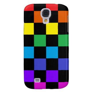Gay Pride Rainbow Gifts - Rainbow Chessboard HTC Vivid Case