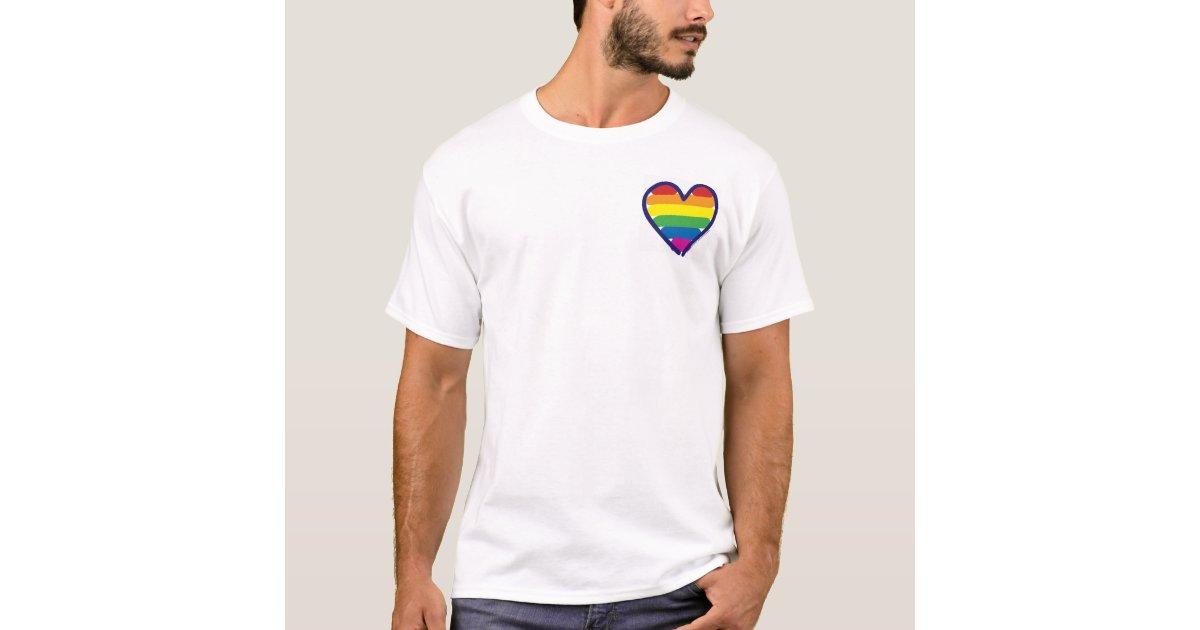 Permalink to Gay Pride Pregnancy Shirt