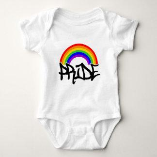 Gay Pride Rainbow Infant Creeper