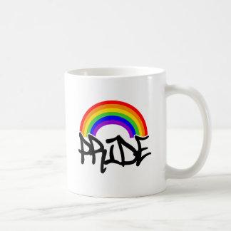 Gay Pride Rainbow Mugs