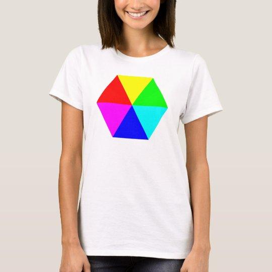 Gay Pride Rainbow Umbrella Corporation LGBT T-Shirt